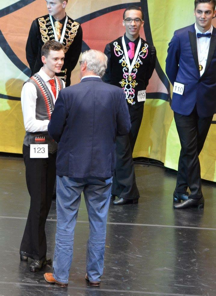 Cormac Sweeney Under 18 Men Germany