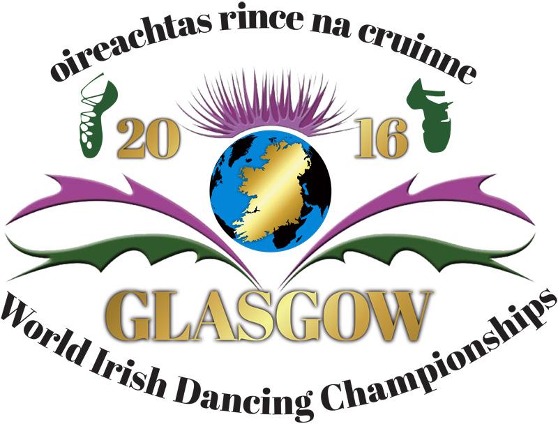 Glasgow 2016 Final Logo